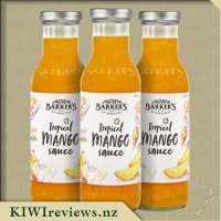 Product image for Barker's Tropical Mango Sauce