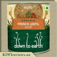 Down to Earth Organic Soup - French Lentil
