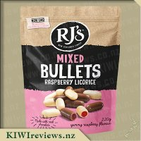 RJ's Mixed Bullets - Raspberry