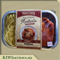 Product image for The People's Pasta - Pork & Fennel Meatballs
