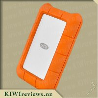 LaCie Rugged Portable Hard Drive - STFR2000800