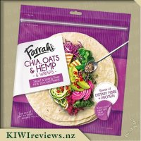 Product image for Farrah's Wraps - Chia, Oat & Hemp