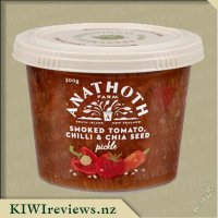 Anathoth Farm - Smoked Tomato, Chilli & Chia Seed Pickle