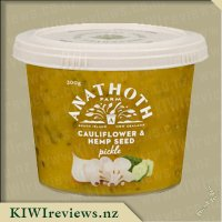 Anathoth Farm - Cauliflower & Hemp Seed Pickle
