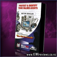 idMicroDot - Motor Vehicle Kit