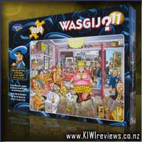 Wasgij 11 : The Beauty Salon