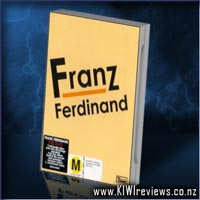 Product image for Franz Ferdinand - Live