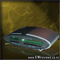 Ultimate Memory Card Reader