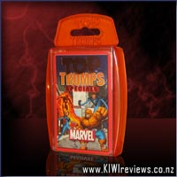 Top Trumps : Specials - Marvel Comic Heroes 3