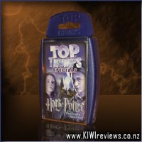 Product image for Top Trumps : Specials - Harry Potter and the Prizoner of Azkaban